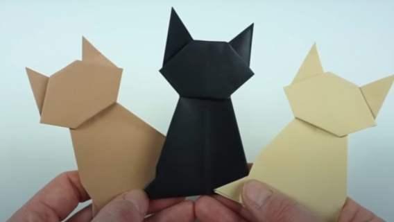 Origami kto robił