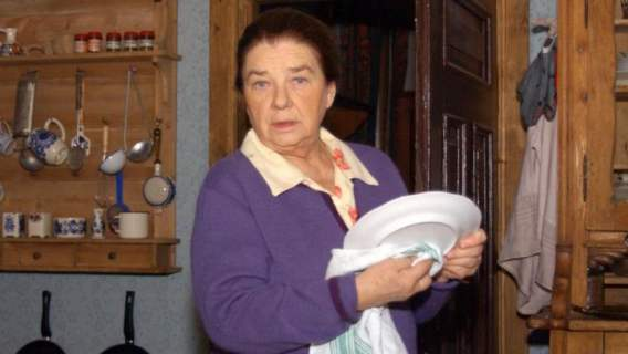 Plebania babcia Józia