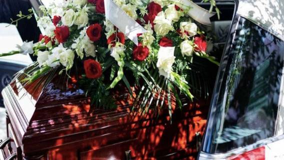 Pogrzeb chorego na COVID
