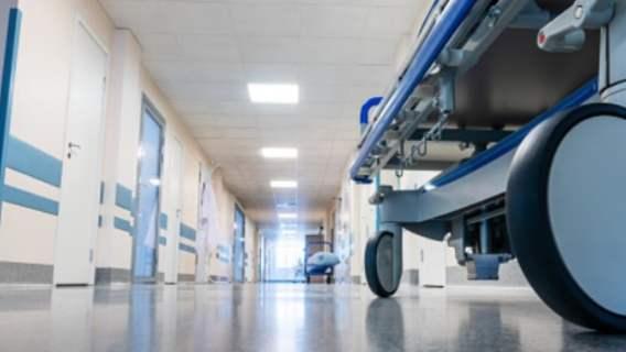 Szpital, interwencja policji