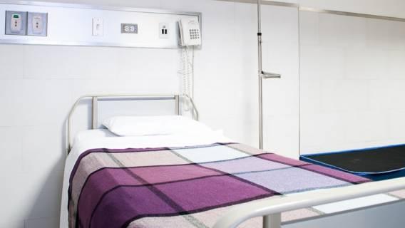 Szpitale nie mają łóżek