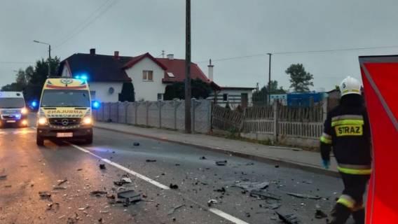 informacje tragedia na północy wypadek nie żyje