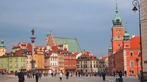 Warszawa z nowym zakazem