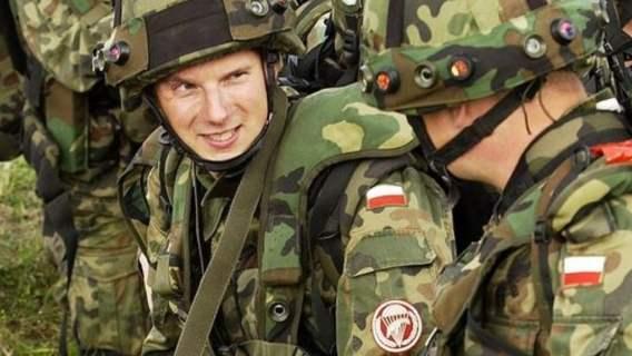 wojsko w całej Polsce żołnierze