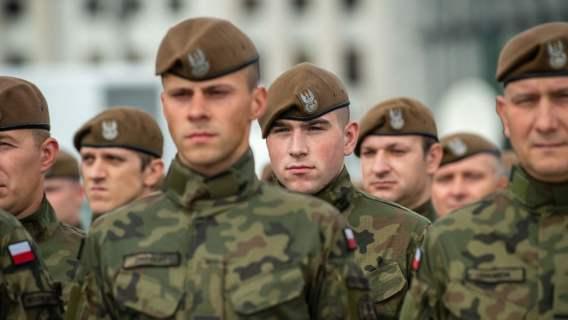Wojsko wyjdzie na ulice