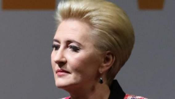 Agata Duda zszokowała internatów