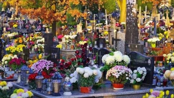 Cmentarz jako izolatorium