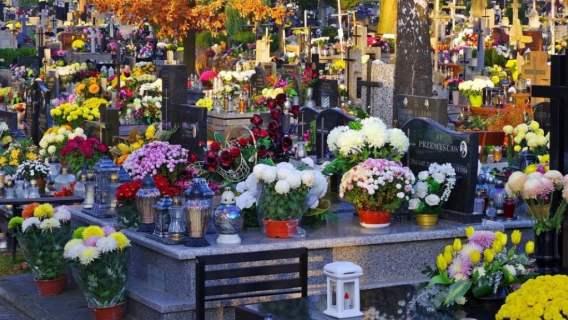 Cmentarze, otwarcie