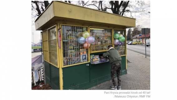 kiosk