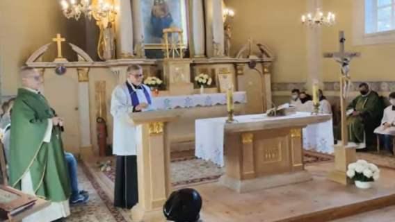 Oburzeni wierni wyszli z kościoła, nie chcą mieć nic wspólnego z księdzem. Zapowiadają dalsze działania