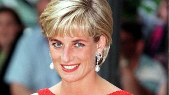 Księżna Diana nie żyje od lat