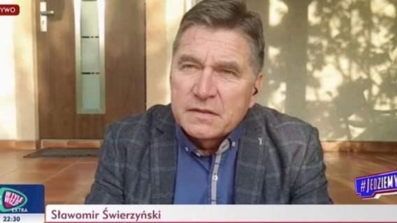 Świerzyński skomentował Strajk Kobiet, wszystko poszło na żywo w TVP. Prowadzący zamarł