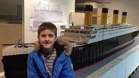Titanic, zdjęcie