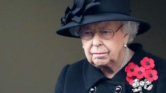 Elżbieta II tragedia pies nie żyje
