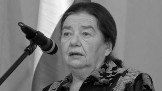 Katarzyna Łaniewska nie żyje