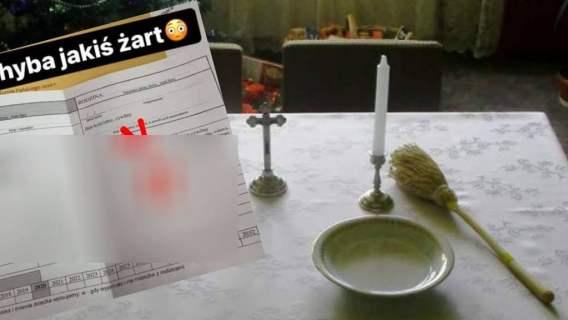 Polska sportsmenka pokazała kartkę, jaką dostała z parafii tuż przed kolędą. Wymagania księży ją rozwścieczyły