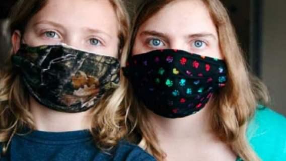 Maseczki ochronne w walce z pandemią