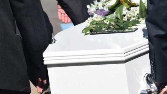 Pogrzeb w Zielonej Górze