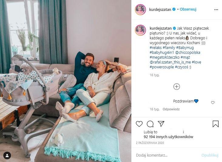 Basia Kurdej-Szatan mieszka w imponującym apartamencie