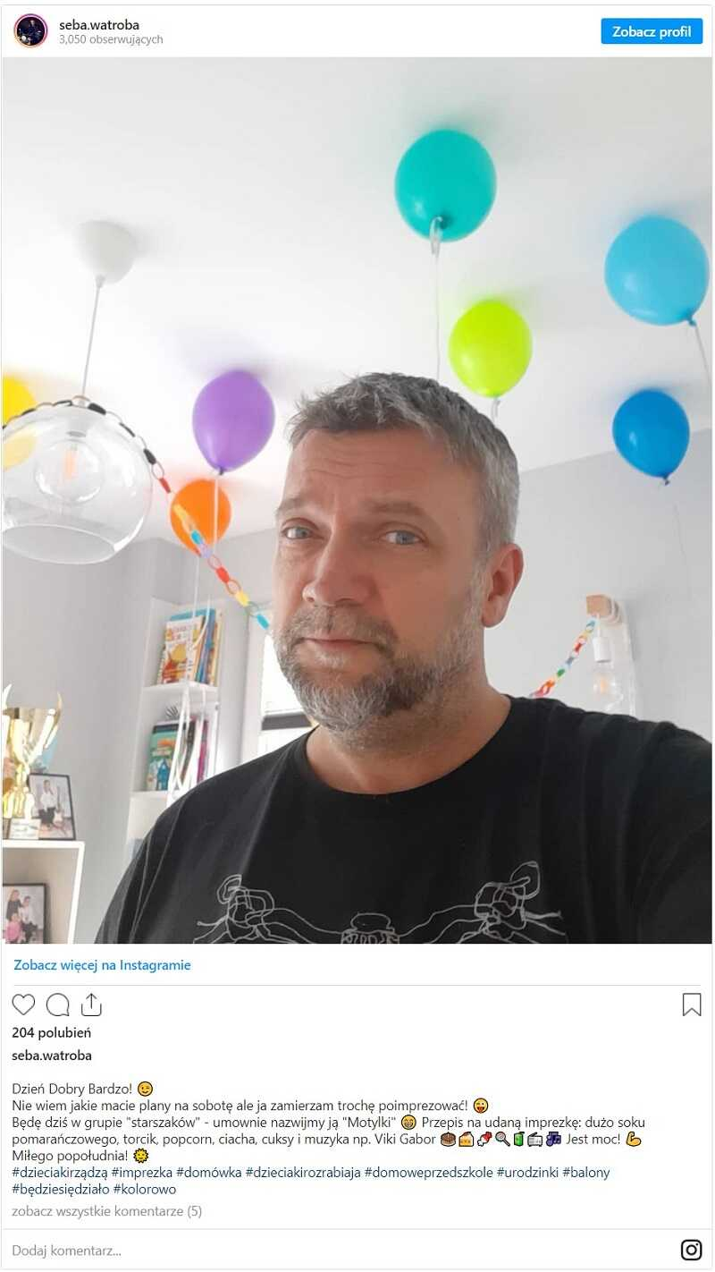 TVN Sebastian Wątroba