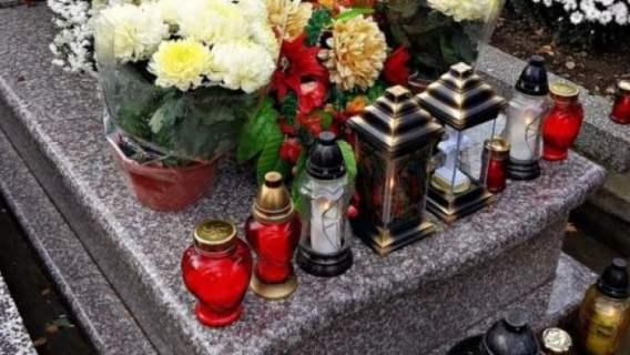 Andrzej L. okradał groby, by mieć pieniądze na alkohol