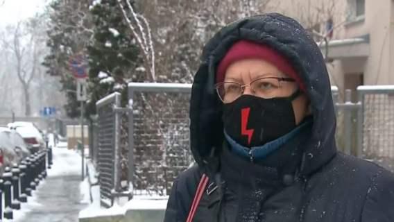 Babcia Kasia została zaatakowana przez policjantów