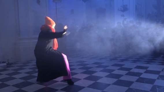 Ksiądz zezwolił na tańce w świątyni