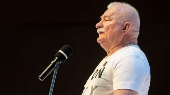 Lech Wałęsa emerytura