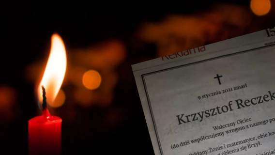 Nie żyje Krzysztof Reczek