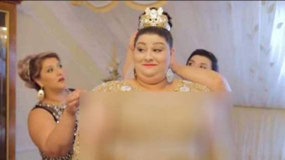 Rodzice panny młodej wywołali u gości palpitacje. Kupili jej suknię za 800 tys. zł, mamy zdjęcia w całej okazałości