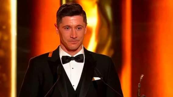Robert Lewandowski wygrał plebiscyt na najlepszego sportowca roku