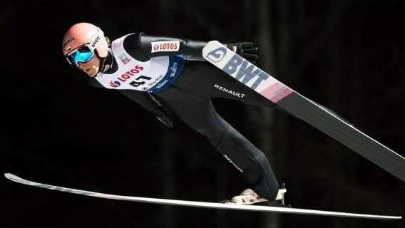 skoki narciarskie Dawid Kubacki