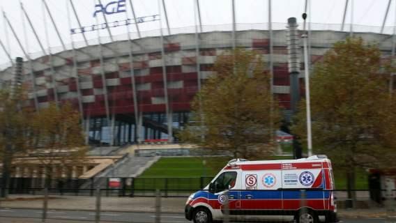 Wiadomości o szpitalu na Stadionie Narodowym