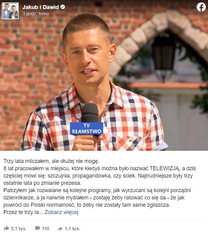TVP - były pracownik stacji ujawnił całą prawdę o pracy w redakcji