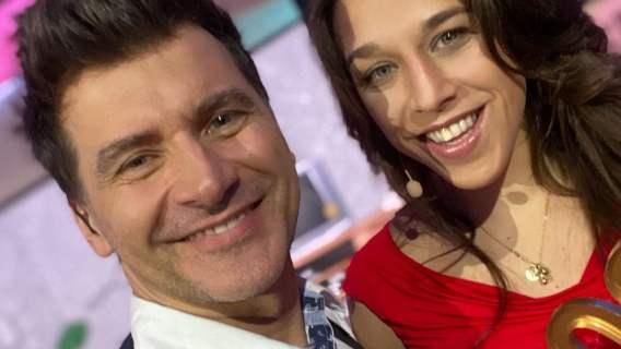 Tomasz Kammel i Joanna Jędrzejczyk