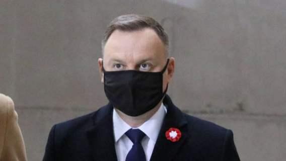Andrzej Duda pożegnał legendę