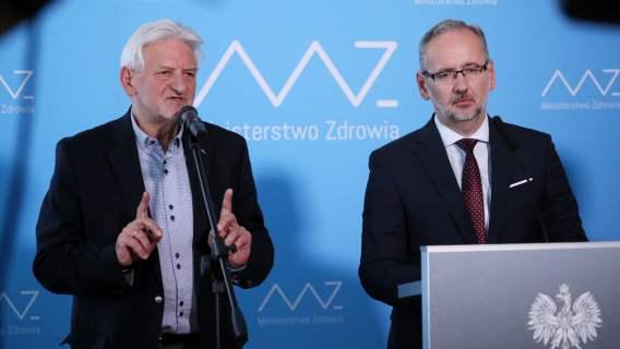 Doradca premiera o nowym rozporządzeniu ws. maseczek. Minister zdrowia dementuje jego słowa