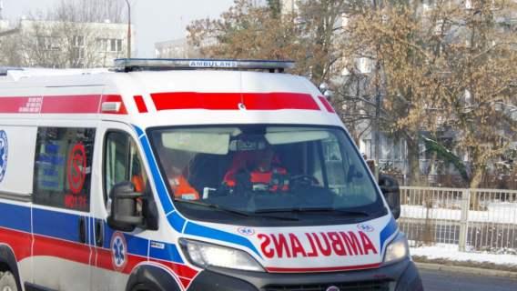 Informacje o wypadku w lubuskim