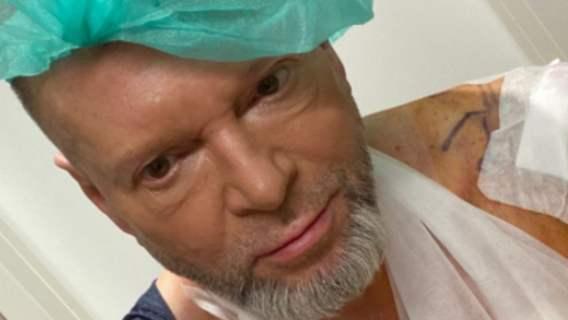 Krzysztof Rutkowski po operacji czuje się doskonale