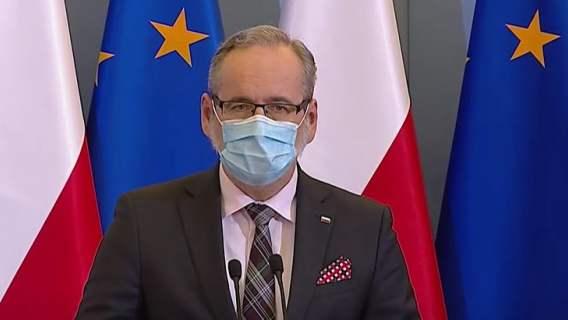 Minister zdrowia ostrzega Polaków