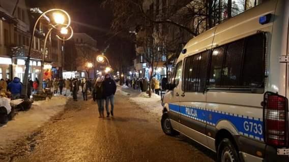 Policja w Zakopanem