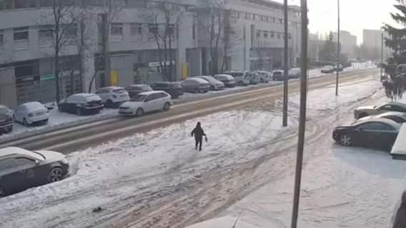 Poznańska policja szuka sprawcy