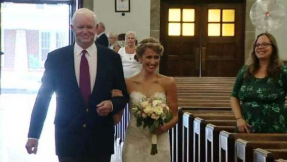Zdjęcie ze ślubu skrywa tajemnicę