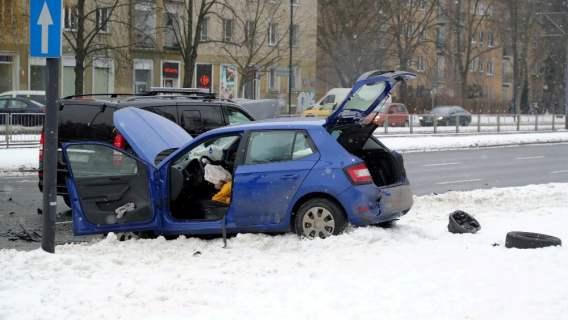 SOP wypadek aut