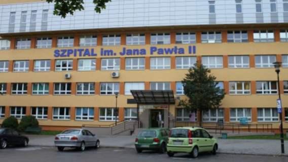 Szpital we Włoszczowie został ukarany przez NFZ