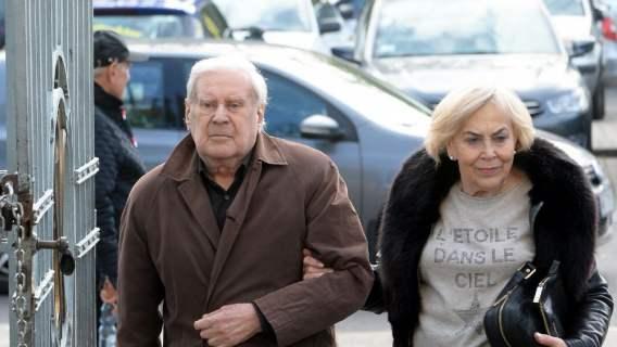 Wiesław Gołas miał udar. Żona powiedziała, jak się teraz czuje legendarny aktor