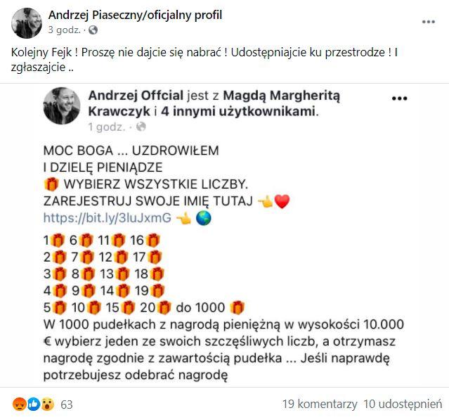 Andrzej Piaseczny