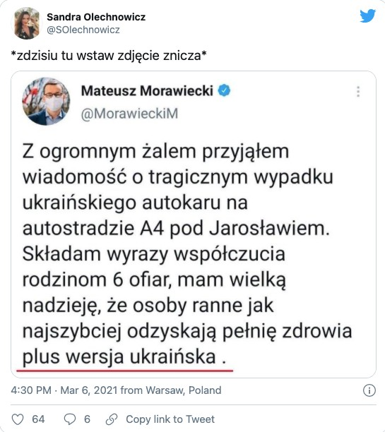 Mateusz Morawiecki media społecznościowe