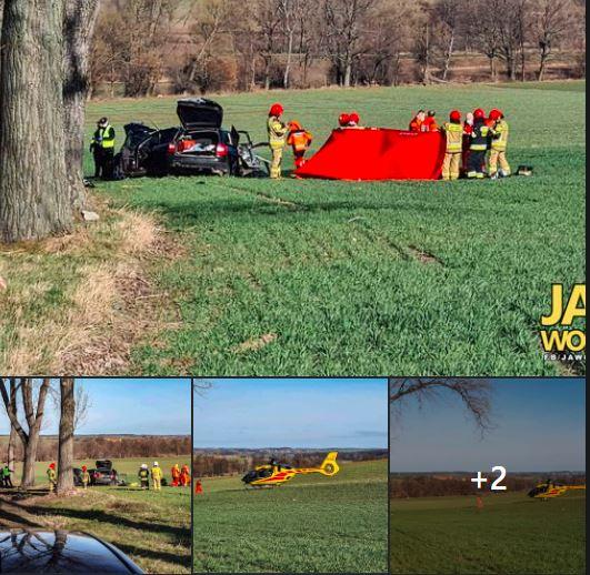 wypadek na DW 363