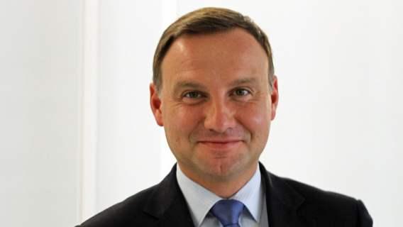 Andrzej Duda o sukcesie